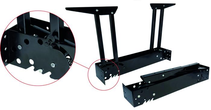 Механизм трансформации для стола своими руками